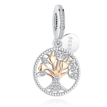 Pandora Jewelry Family Tree Charm | Material 925 Sterling Silver