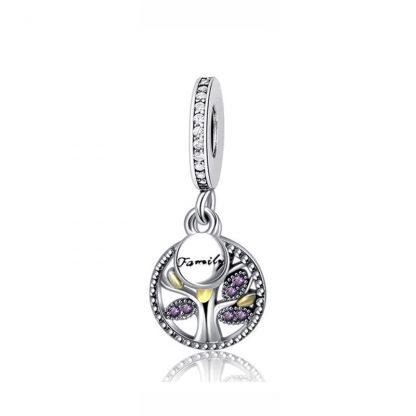 Tree of Life Charm Bracelet Pandora | Material 925 Sterling Silver