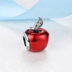 Pandora Red Apple Charm