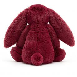 Bashful Sparkly Cassis Bunny Small & Medium