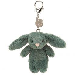 Bashful Forest Bunny Jellycat Bag Charm 8cm