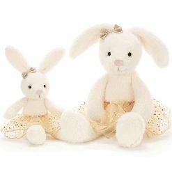 Glistening Belle Bunny Jellycat 23cm
